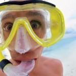 snorkel lady musgrave island