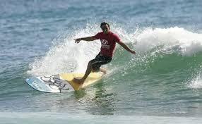 reef2beach longboard classic surfer