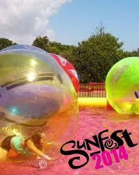sunfest 2014 Agnes Water activities