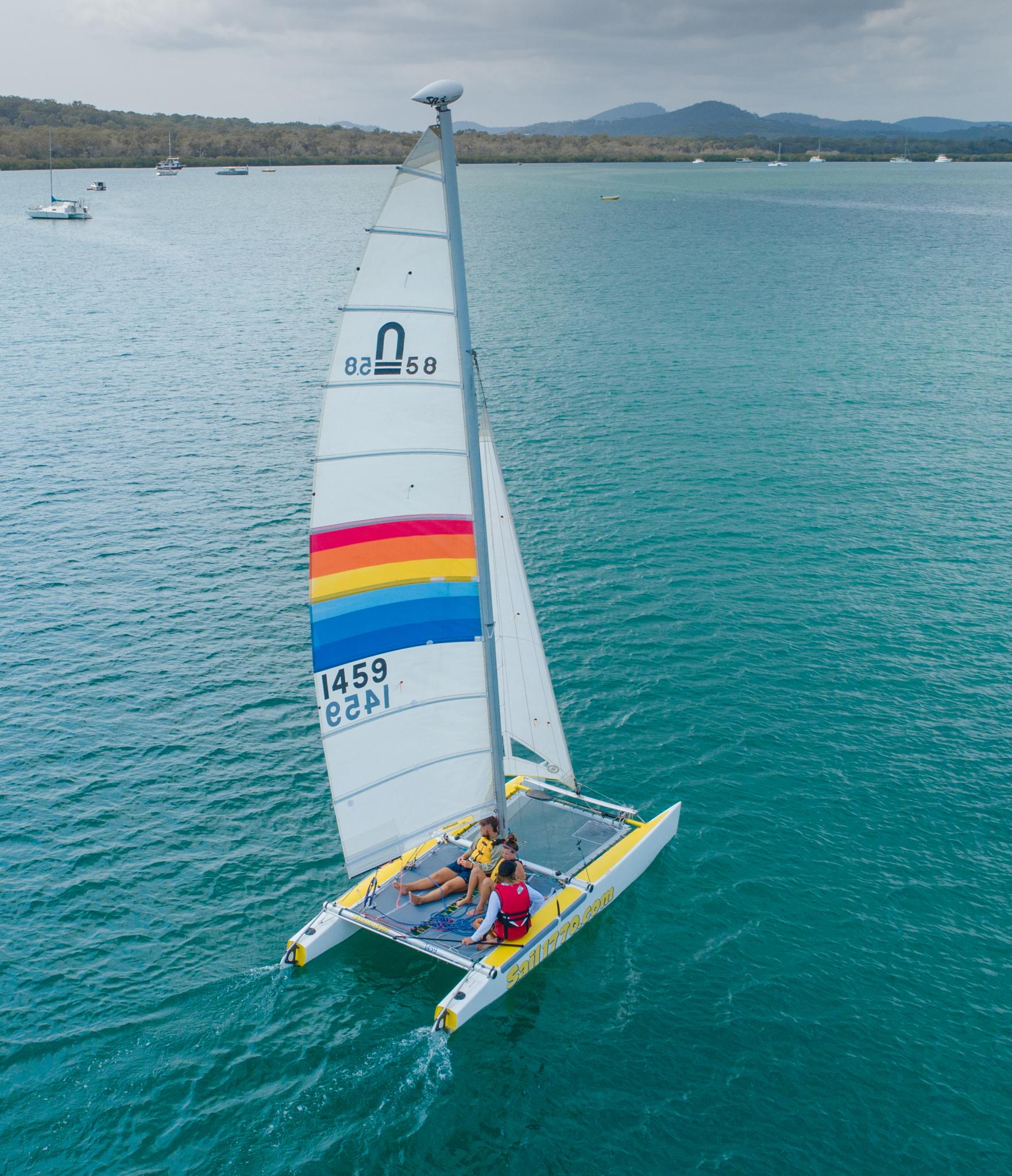 sailing 1770 agnes water